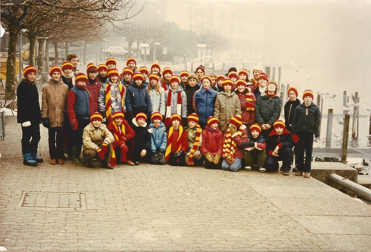 Brunnen 1981-1982