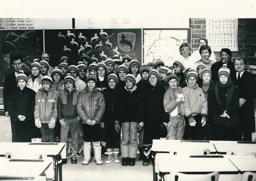 Chandolin 1985-1986