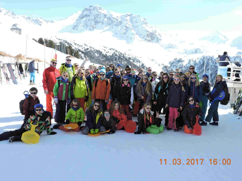 Sneeuwklassen 2017