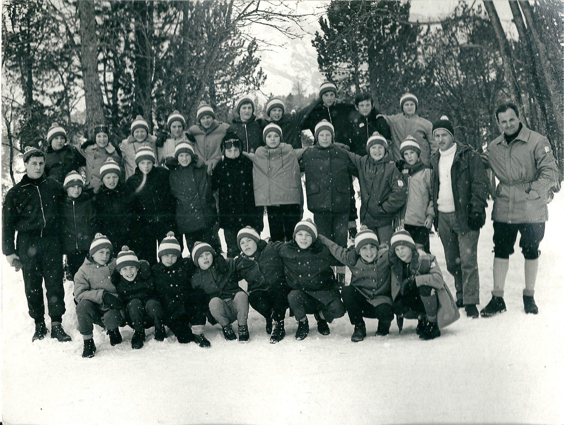 Maloja jongensklas 1969-1970