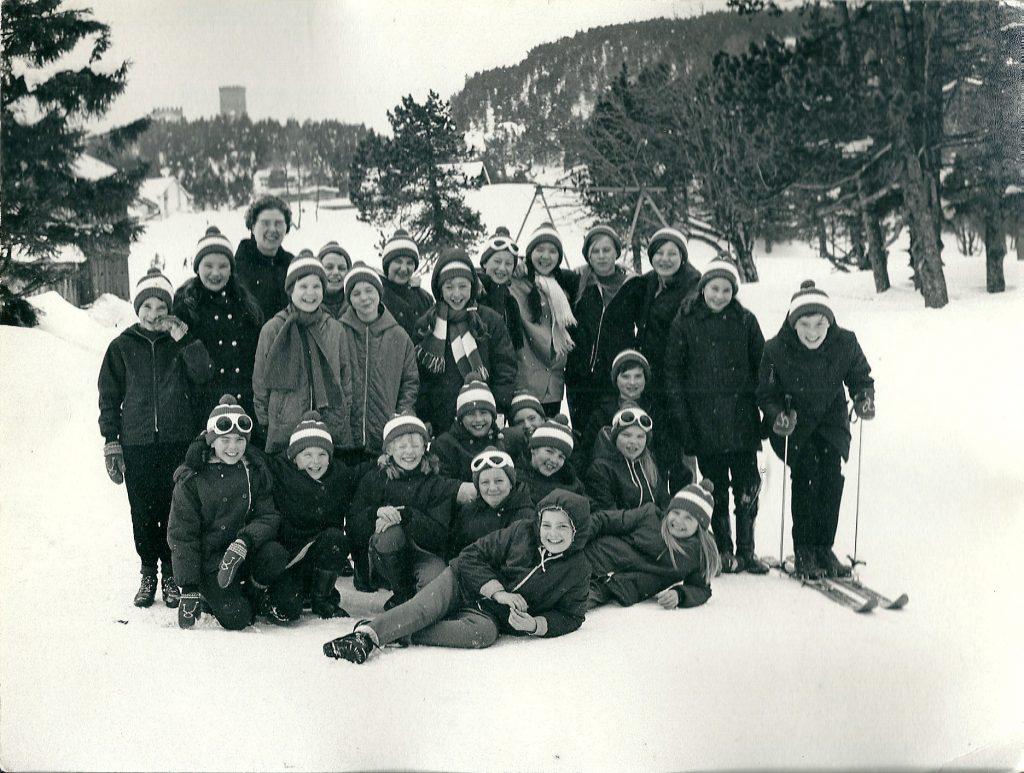 Maloja meisjesklas 1969-1970