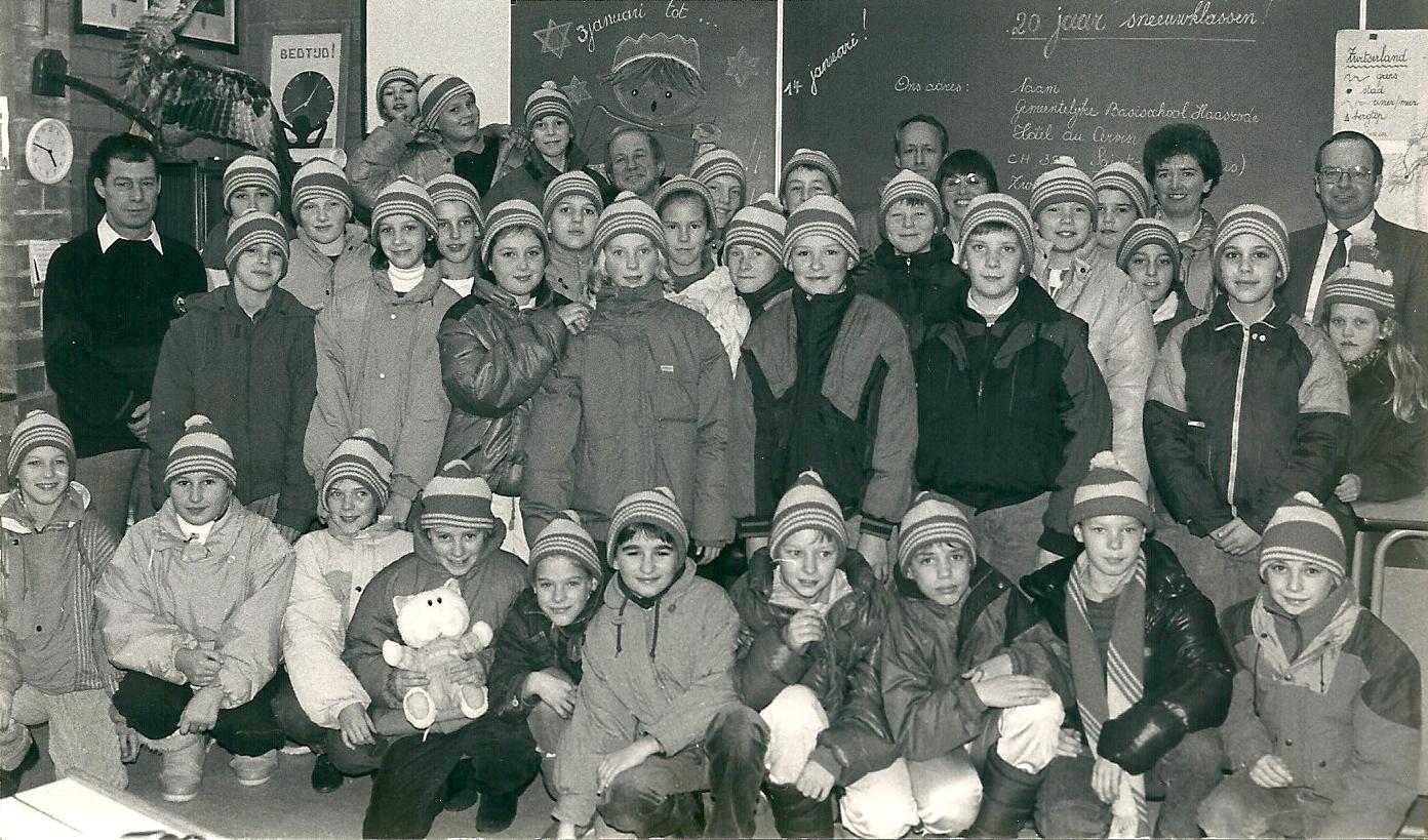 Saint-Luc 1987-1988