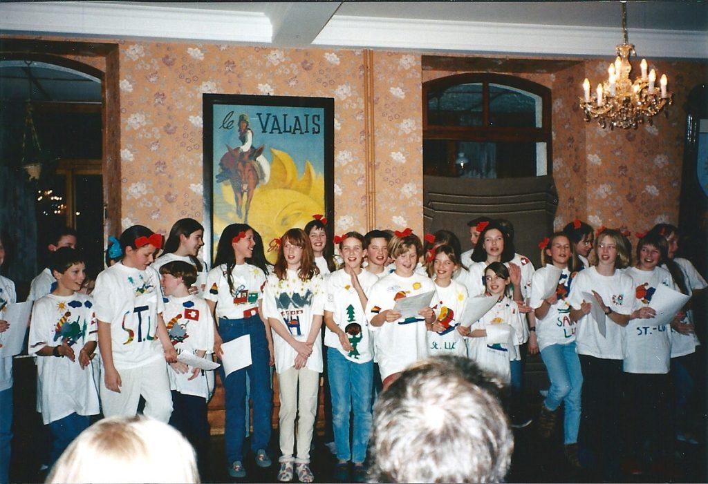 Saint-Luc 1996-1997