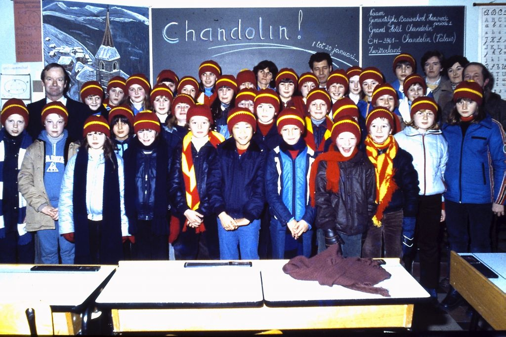 Chandolin 1980-1981