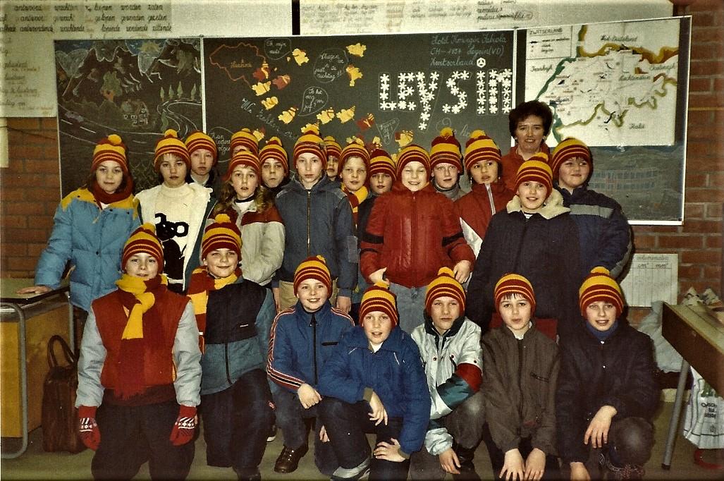 Leysin 1984-1985